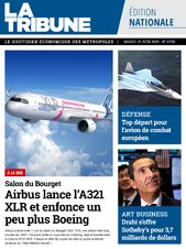 Edition Quotidienne du 18-06-2019