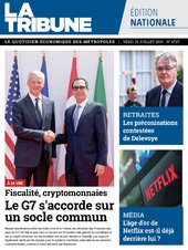Edition Quotidienne du 19-07-2019