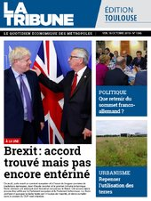 Edition Quotidienne du 18-10-2019