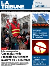Edition Quotidienne du 16-11-2019