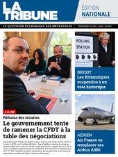 Edition Quotidienne du 13-12-2019