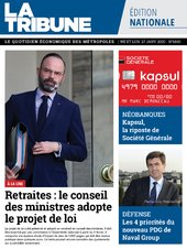 Edition Quotidienne du 25-01-2020