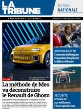 Edition Quotidienne du 15-01-2021