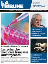 Edition Quotidienne du 24-07-2021