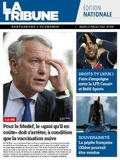 Edition Quotidienne du 27-07-2021