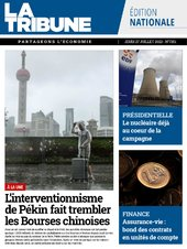 Edition Quotidienne du 29-07-2021