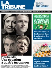 Edition Quotidienne du 22-04-2017