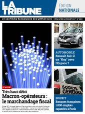 Edition Quotidienne du 22-07-2017