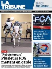 Edition Quotidienne du 22-08-2017