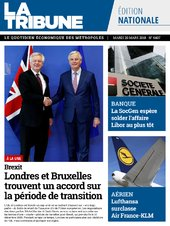 Edition Quotidienne du 20-03-2018