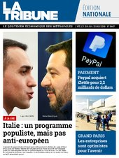 Edition Quotidienne du 19-05-2018