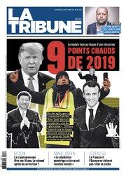 Edition Hebdomadaire du 11-01-2019