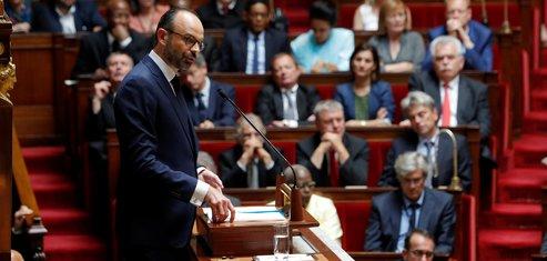 Edouard Philippe, discours de politique générale, Assemblée nationale, gouvernement, Premier ministre,
