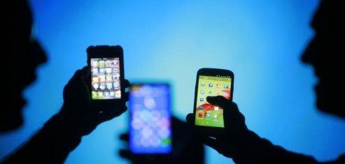 Plus d'un milliard de smartphones livrés en 2013
