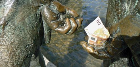 Corruption statues