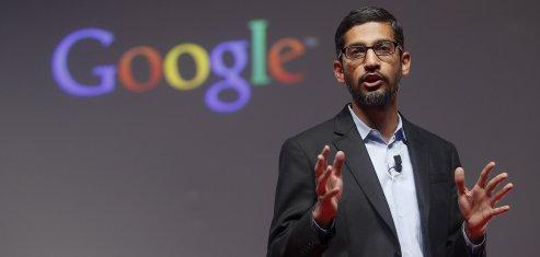 Google Sundar Pichai Android