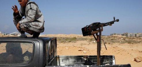 L'aube libyenne redeploie ses forces pour combattre l'etat islamique