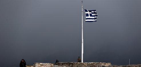 La grece rembourse une tranche de 310 millions d'euros d'un pret du fmi