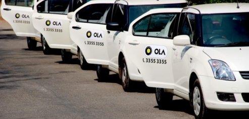 Ola rival Uber Inde