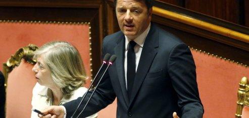 Renzi obtient la confiance du senat sur sa reforme scolaire