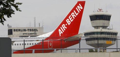 Air berlin publie une hausse du benefice d'exploitation pour son 3e trimestre