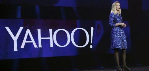 Recul de 4% du chiffre d'affaires de yahoo au premier trimestre