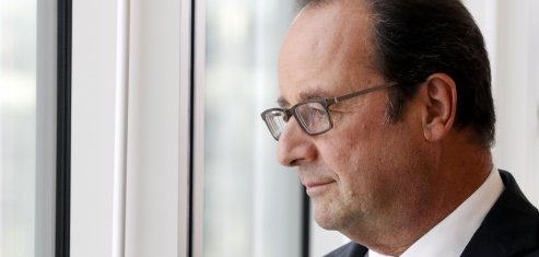Hollande doit renoncer a la presidentielle pour 80% des francais
