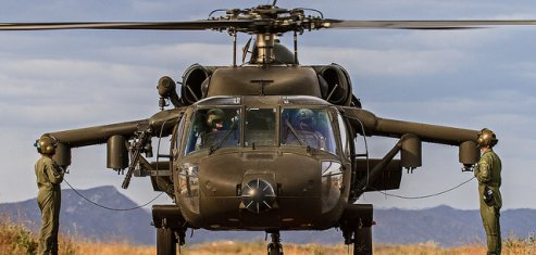 Lockheed Martin Black Hawk Pologne
