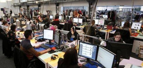 L'emploi interimaire a la hausse en septembre