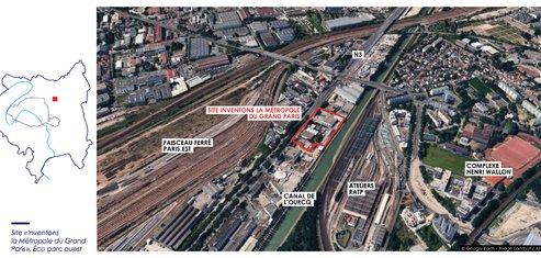 Ecoparc, concours, Inventons la Métropole du grand Paris, Apur,