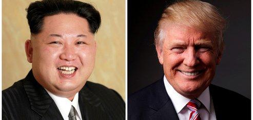 Trump dement avoir parle d'une bonne relation avec kim jong-un