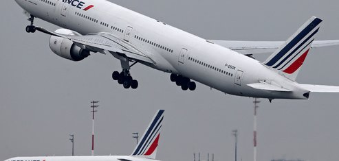 Air france: appel a la greve les 3 et 7 avril