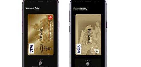 Samsung Pay BPCE