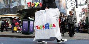 Toys 'r' us va fermer 20% de ses magasins aux usa