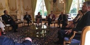 Ambassadeurs de France à Bordeaux