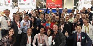 Les délégations institutionnelles d'Occitanie réunies au CES