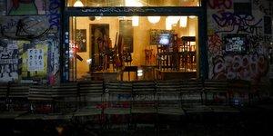 Les bars et restaurants de berlin devront fermer de 23h00 a 06h00