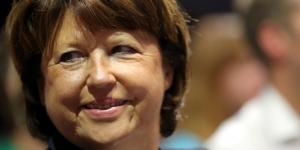 Martine Aubry réélue maire de Lille