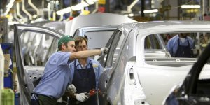 usines automobile