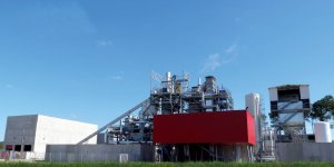 L'usine Cho Power, à Morcenx, dont dépend Europlasma