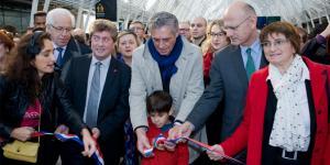 Nouvelle gare Montpellier Saint-Roch