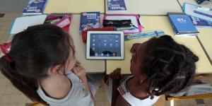 enfants tablettes
