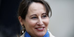 La ministre de l'Écologie et de l'Énergie Ségolène Royal (ici le 5 janvier 2015)