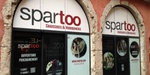 Boutique Spartoo Grenoble