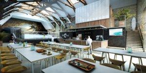 Wave surf café Bordeaux