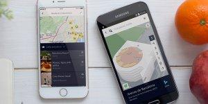 Nokia HERE, service de cartographie en ligne