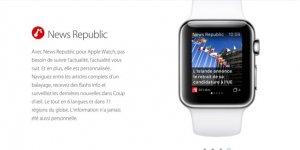 News Republic Apple Watch