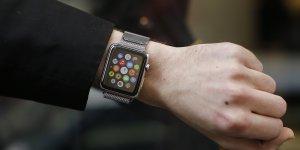 Apple veut vendre plus de 20 millions de montres cette annee