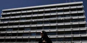ministère grec des finances