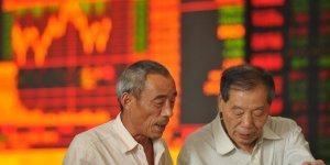 Chine Bourse Yuan Nouvelle chute des marches chinois malgre le soutien de pekin